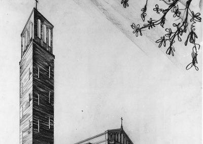 Primo-Progetto-Chiesa-S.Eugenio-1940
